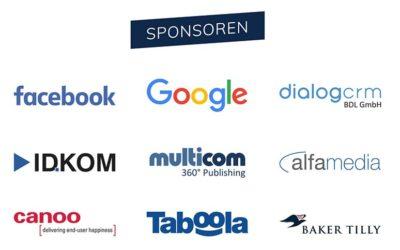 newscamp´18 – Die Digitalkonferenz für Verlage und Medienunternehmen